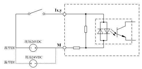 电源正端  vo- 外供24vdc负端      vo  外供24vdc正端  等效电路