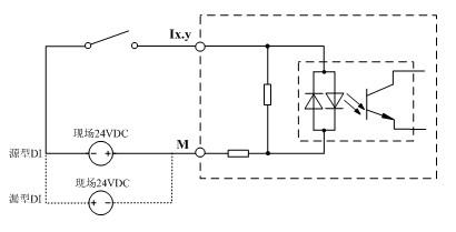 lm3230输入通道等效电路图