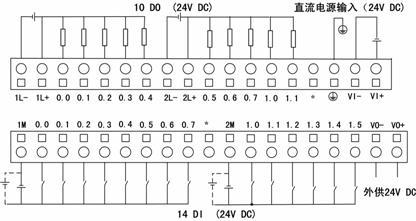 lm3106a模块端子定义与接线图