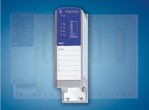 赫思曼MICE模块化交换机系列推出PoE端口供电模块