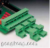 PHOENIX COMBICON双层插座