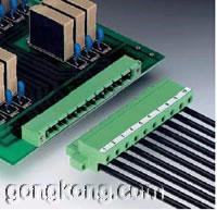 PHOENIX COMBICON插座(间距为7.5mm及7.62mm)