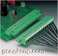 PHOENIX COMBICON插头(间距为7.5mm及7.62mm)