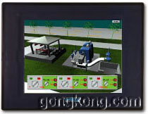 nTouch TPC105-TD33嵌入式一体化工控机