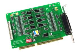 泓格ICPDAS ISO-C64 采集卡
