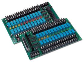 泓格ICPDAS DB-24R/12,DB-24RD/12 端子板
