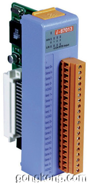 泓格ICPDAS I-87013 87K模拟量输入模块
