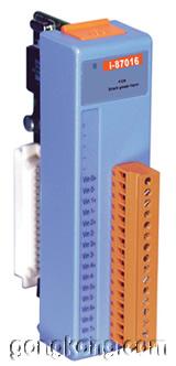 泓格ICPDAS I-87016 87K模拟量输入模块