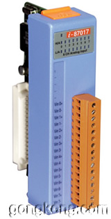 泓格ICPDAS I-87017 87K模拟量输入模块