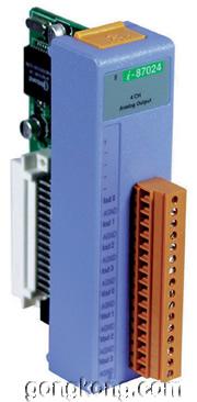 泓格ICPDAS I-87024 87K模拟量输出模块