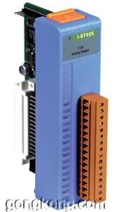 泓格ICPDAS I-87026 87K模拟量输出模块