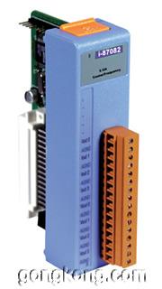 泓格ICPDAS I-87082 87K计数/频率模块