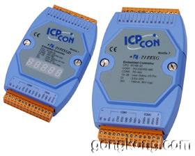 泓格ICPDAS I-7188XG/I-7188XGD 可扩展的ISaGRAF嵌入式控制器