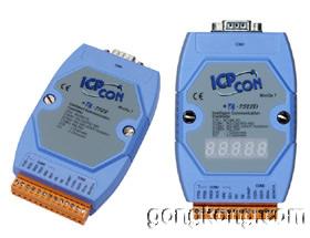 泓格ICPDAS I-752N 智能通讯控制器