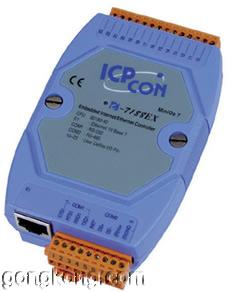 泓格ICPDAS I-7188EX/I-7188EXD 嵌入式Internet/Ethernet控制器