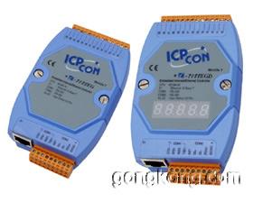 泓格ICPDAS I-7188EG/I-7188EGD 可扩展的ISaGRAF Ethernet迷你型控制器
