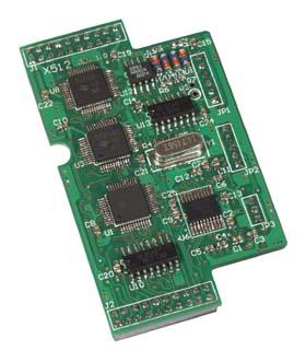 泓格ICPDAS X514 RS-232扩展板