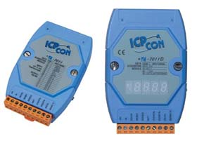 泓格ICPDAS I-7011/I-7011D 热电偶输入模块