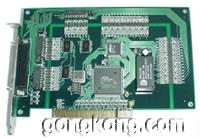 LEO-8504 motion 4轴电机控制卡
